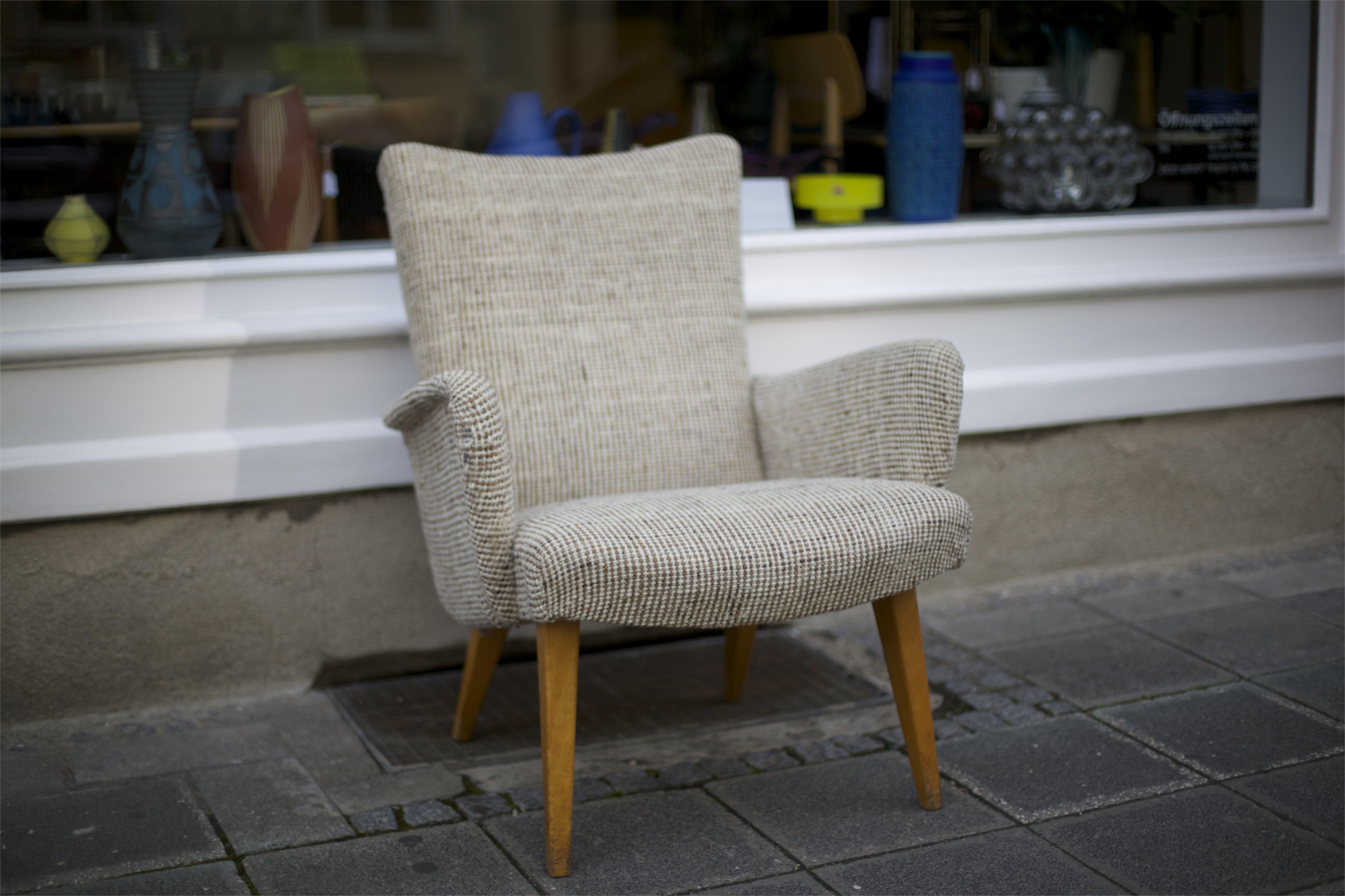50er Jahre Sessel Raumwunder Vintage Wohnen In Nürnberg