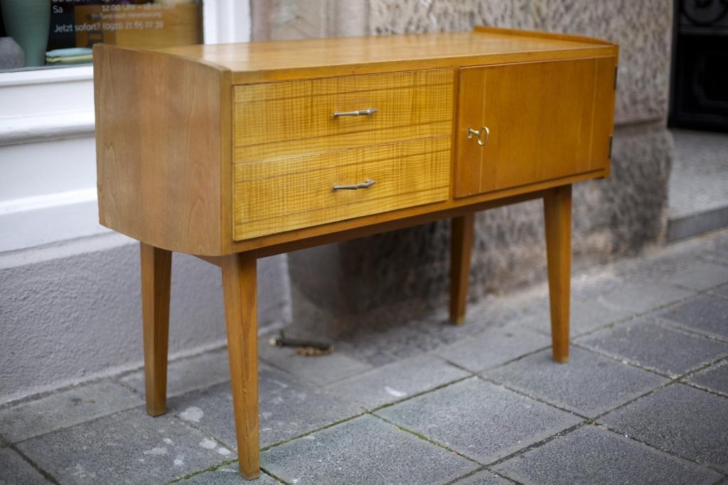50er Jahre Möbel kommode schränkchen 50er jahre raumwunder vintage wohnen in nürnberg