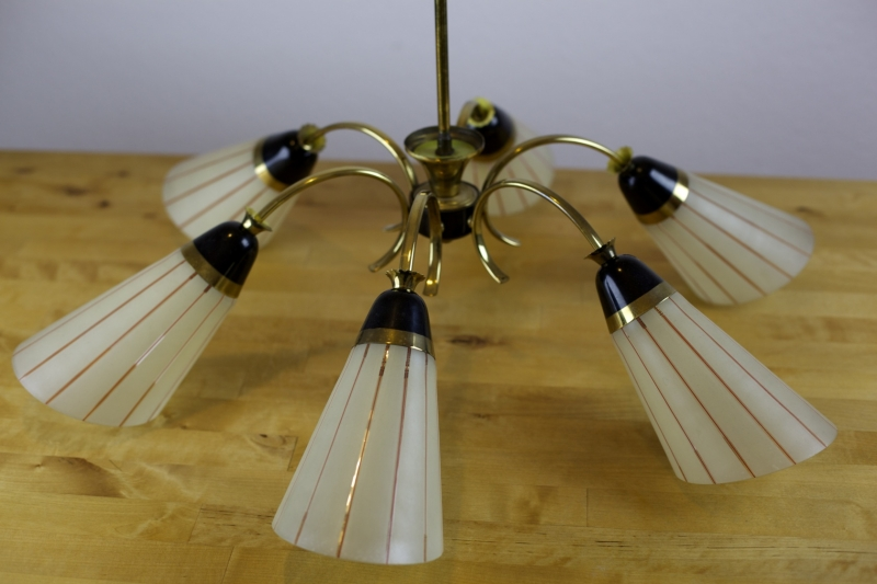 t tenlampe 50er jahre raumwunder vintage wohnen in. Black Bedroom Furniture Sets. Home Design Ideas