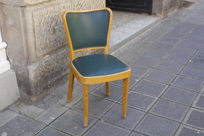 vintage b rostuhl der 50er jahre raumwunder vintage wohnen in n rnberg. Black Bedroom Furniture Sets. Home Design Ideas