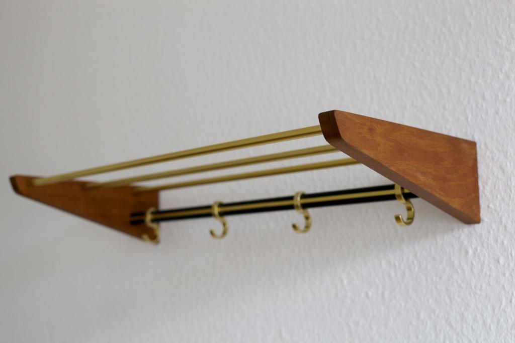 garderobe teak wooden wardrobes garderobe clothespress. Black Bedroom Furniture Sets. Home Design Ideas