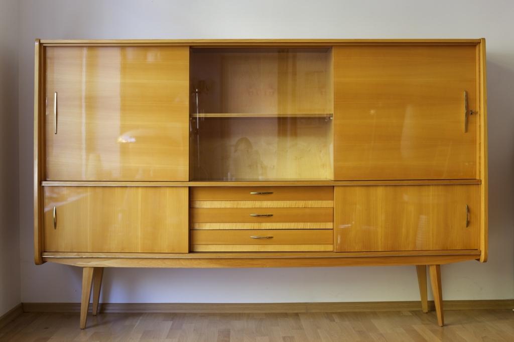 50er Jahre Möbel highboard 50er jahre raumwunder vintage wohnen in nürnberg