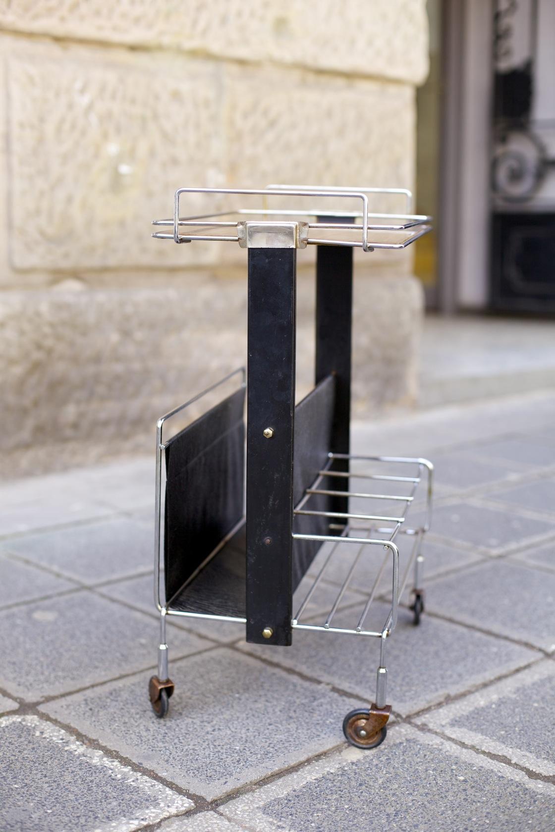 Multifunktionsmöbel aus den 50er jahren   raumwunder   vintage ...