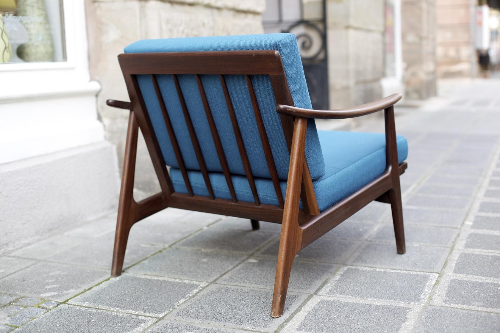easy chair aus den 50er-jahren - raumwunder - vintage wohnen in, Hause deko