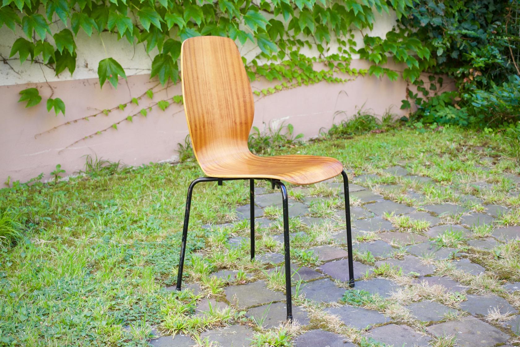 vintage stuhl aus den 60er jahren raumwunder vintage wohnen in n rnberg. Black Bedroom Furniture Sets. Home Design Ideas