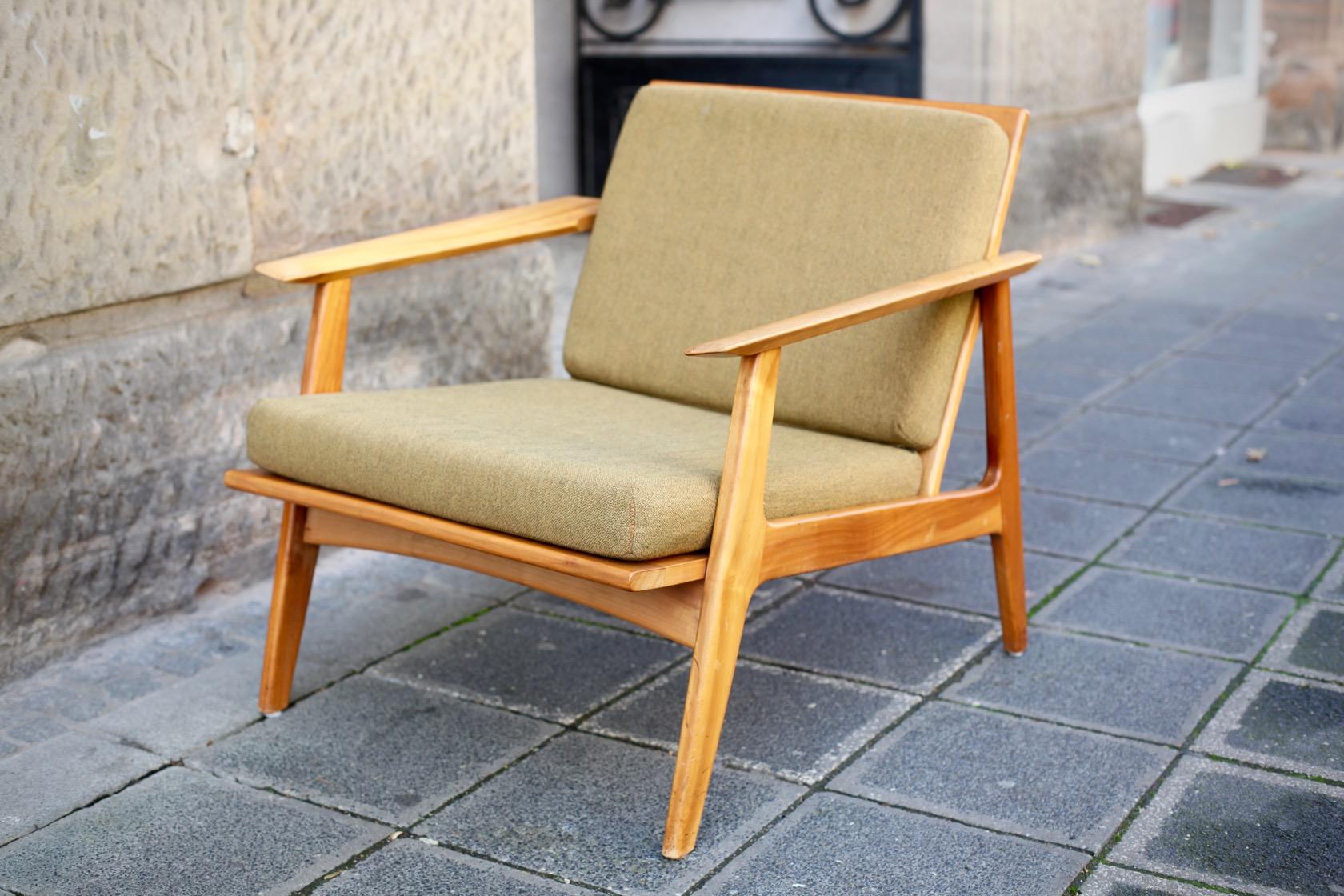 Easy Chair Aus Den 50er-Jahren