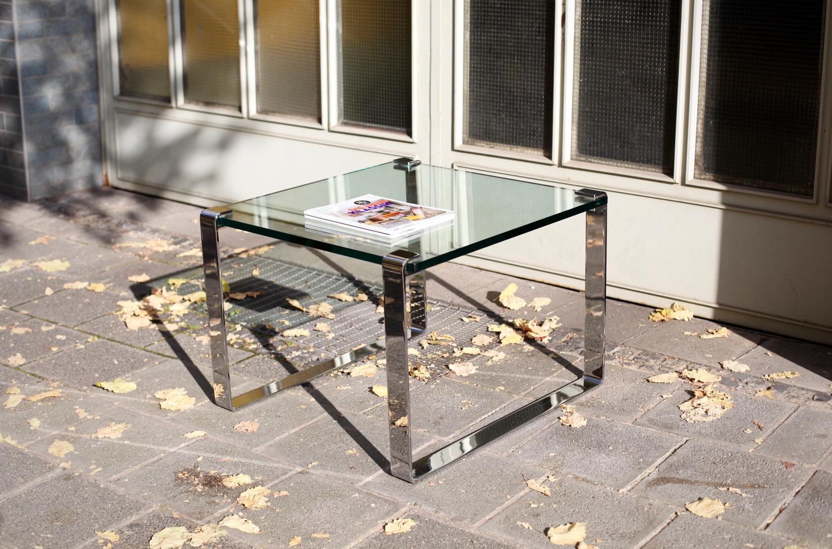 70ies Coffee Table Wohl Von Ronald Schmitt Design Raumwunder