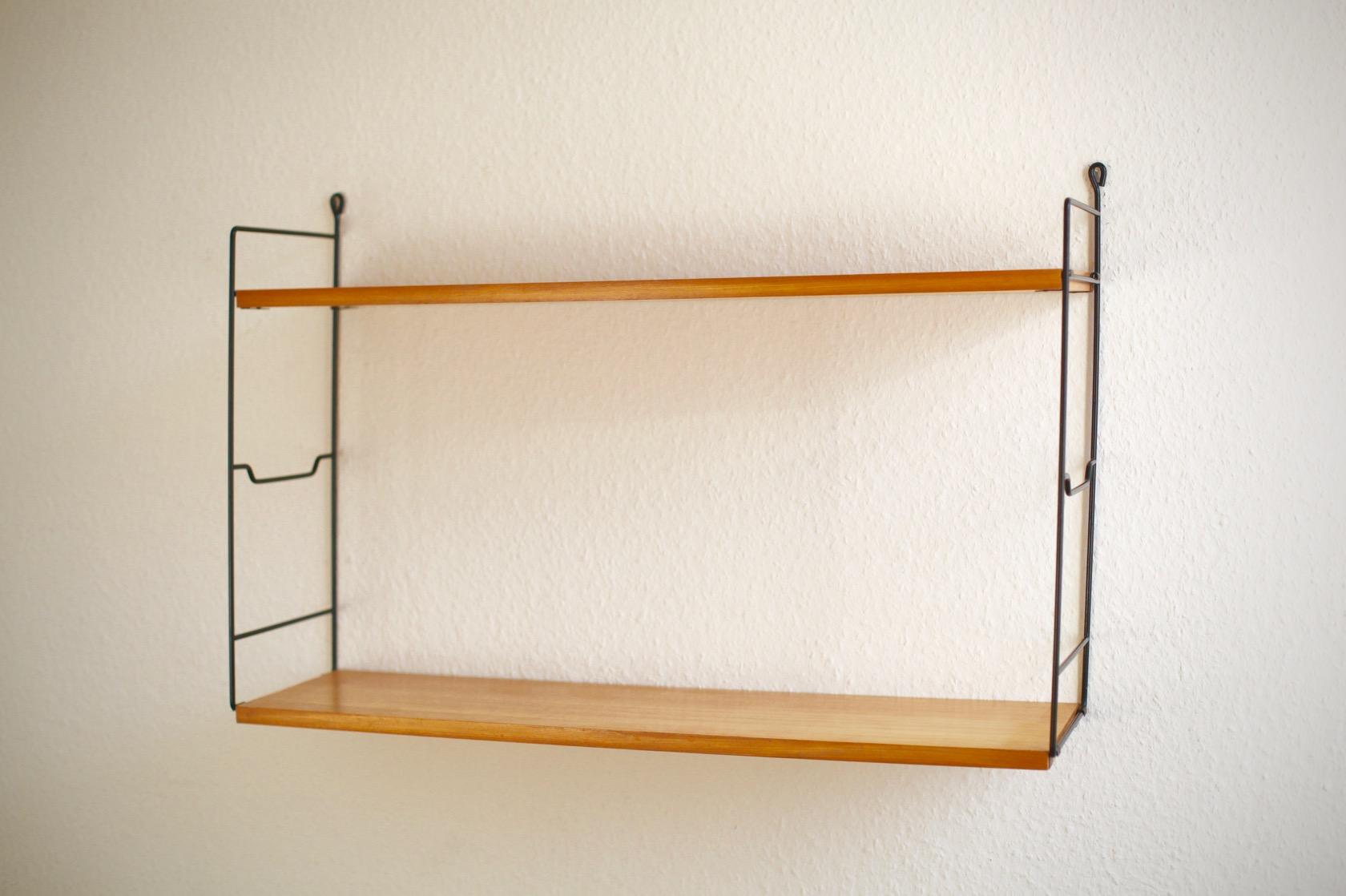 kleines stringregal von whb raumwunder vintage wohnen. Black Bedroom Furniture Sets. Home Design Ideas