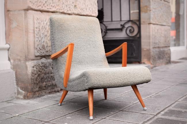 armlehnsessel aus den 50er jahren raumwunder vintage wohnen in n rnberg. Black Bedroom Furniture Sets. Home Design Ideas