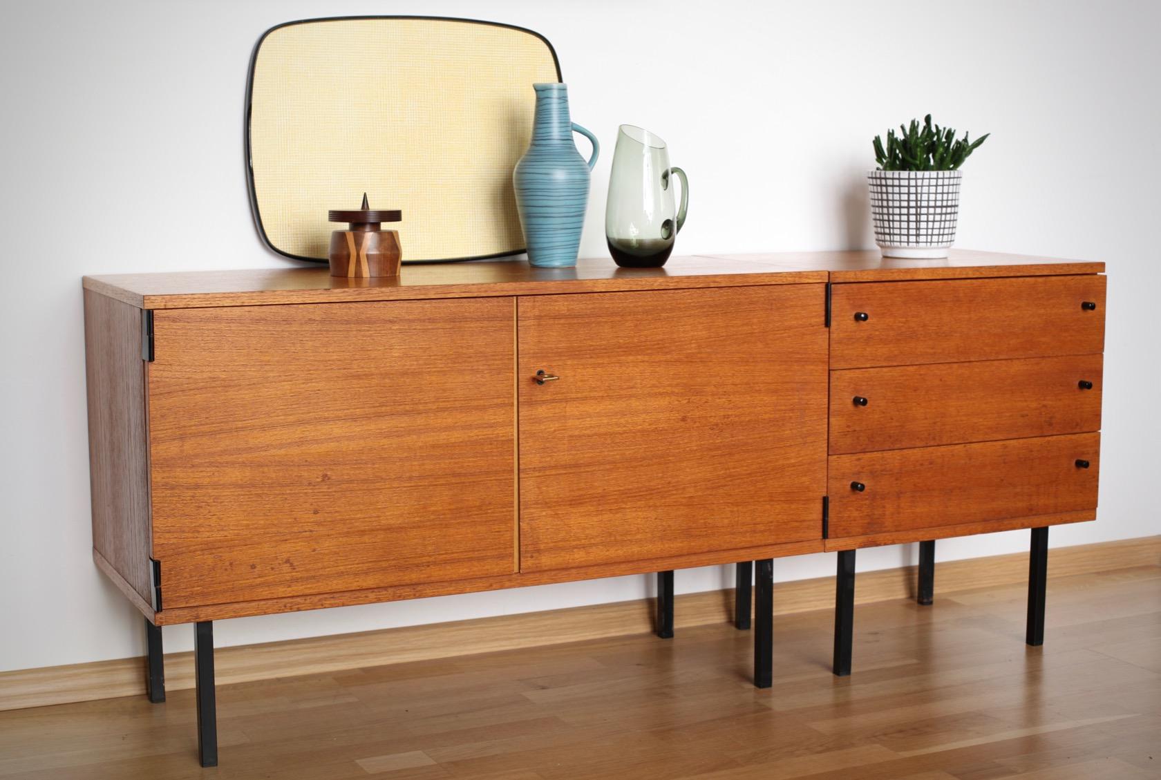 teak sideboard und kommode von rego raumwunder vintage wohnen in n rnberg. Black Bedroom Furniture Sets. Home Design Ideas