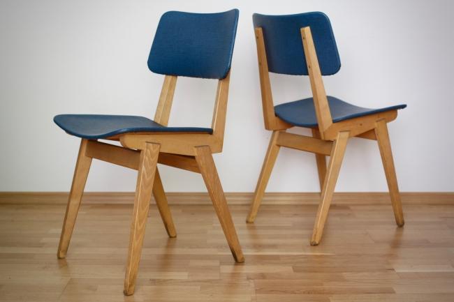 zwei k chenst hle aus den 50er jahren raumwunder vintage wohnen in n rnberg. Black Bedroom Furniture Sets. Home Design Ideas