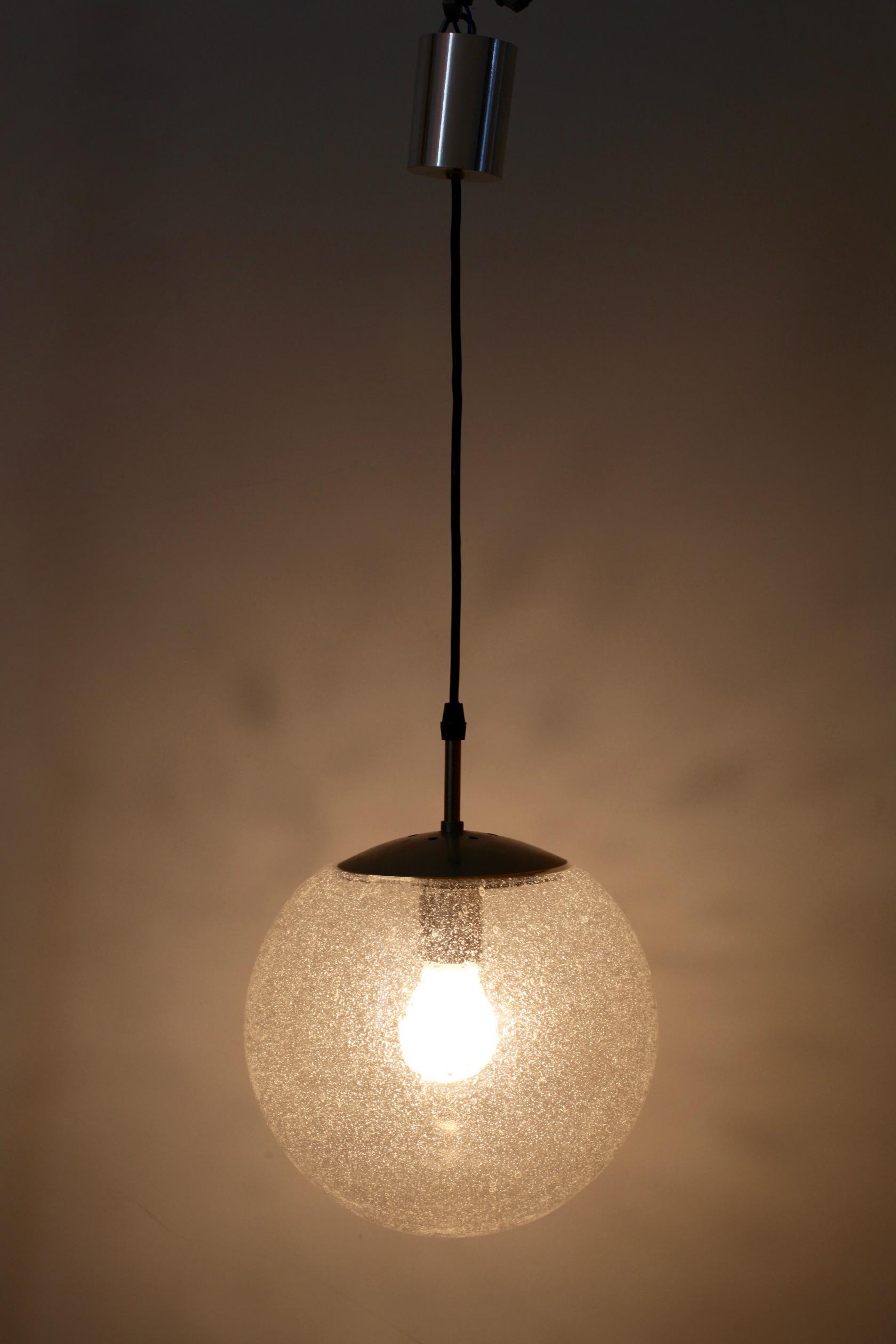 kugellampe aus den er jahren raumwunder vintage