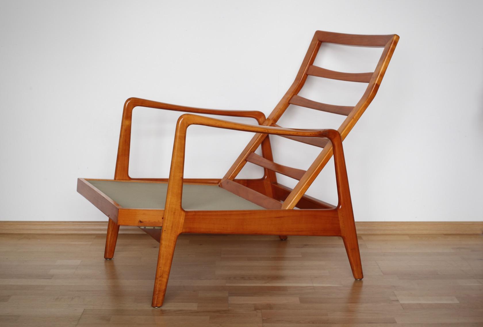 Zwei easy chairs aus den 60er jahren raumwunder for Sessel aus den 50er jahren