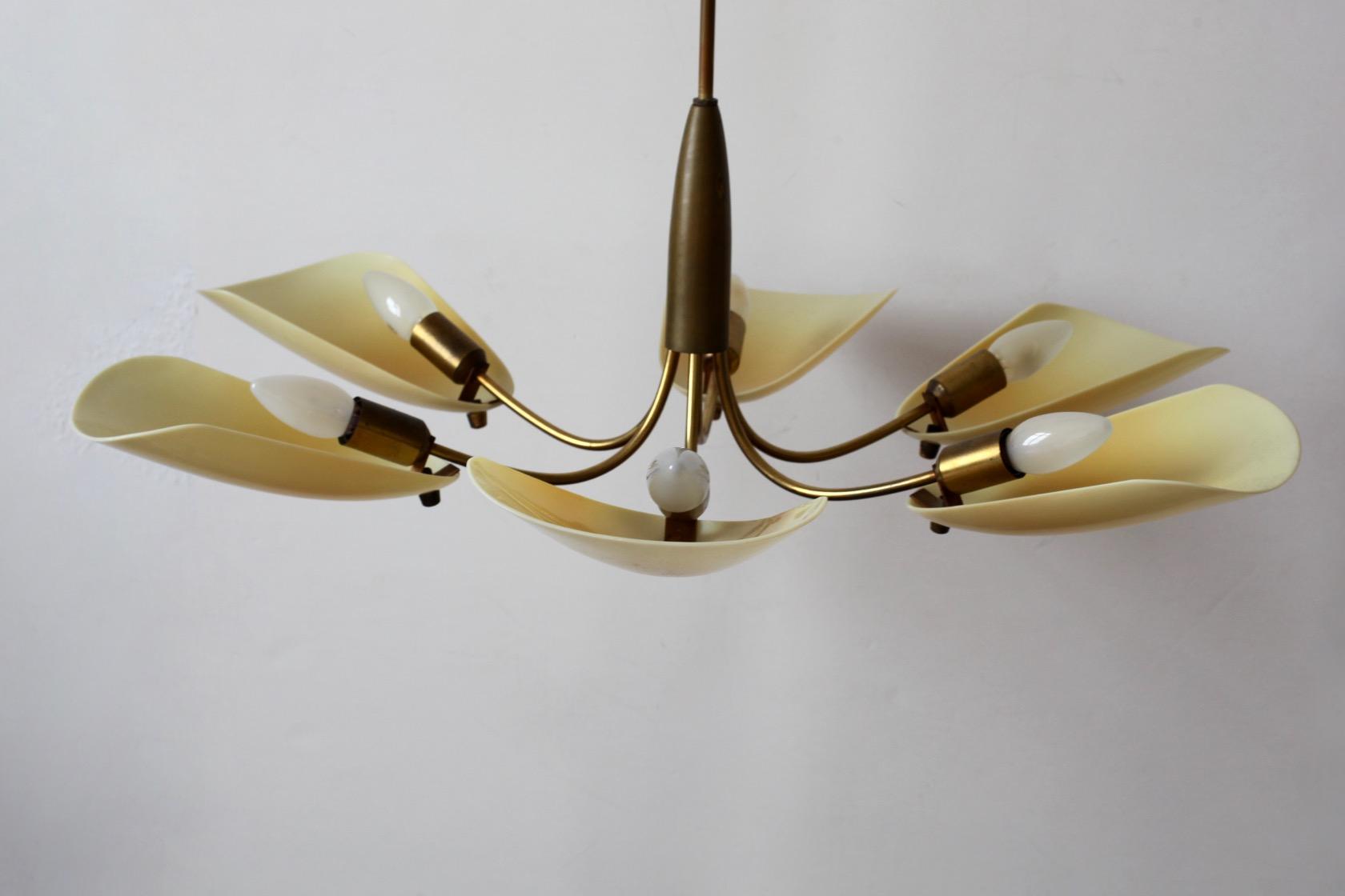 sputnik lampe 50er