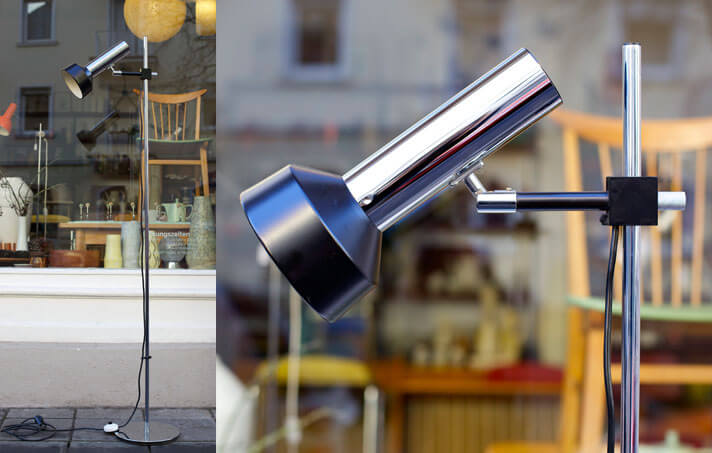 Stehlampe von Staff - raumwunder - vintage wohnen in nürnberg