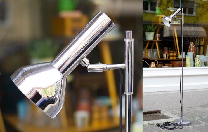 60er-Jahre-Stehlampe von Cosack-Leuchten - raumwunder - vintage ...