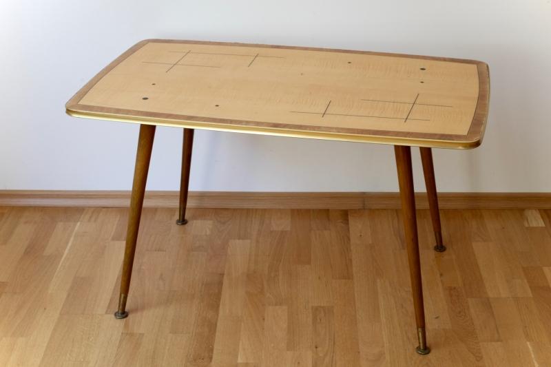 couchtisch aus den 50er jahren raumwunder vintage wohnen in n rnberg. Black Bedroom Furniture Sets. Home Design Ideas