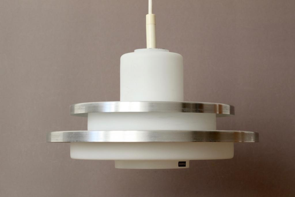 Doria Jahren Vintage Wohnen Ufolampe Von Raumwunder Aus Den 60er 54LARj